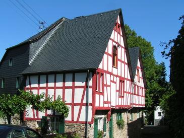 Ferienwohnung Mosel-Romantikhaus