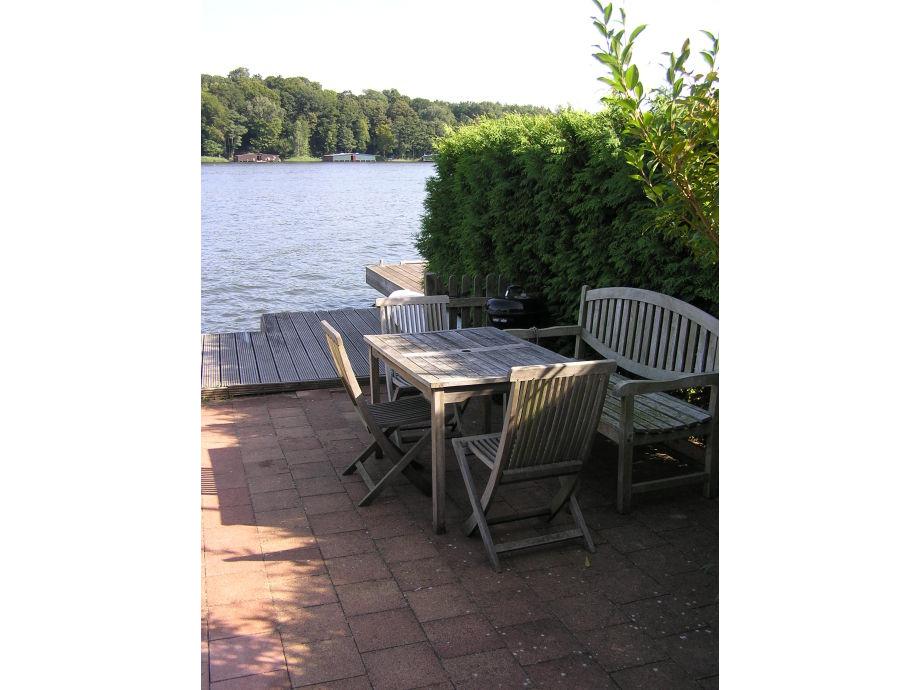 Hier können Sie Ruhe am See genießen