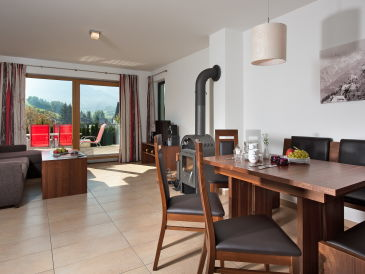 Holiday apartment Resort Maria Alm - App. Comfort