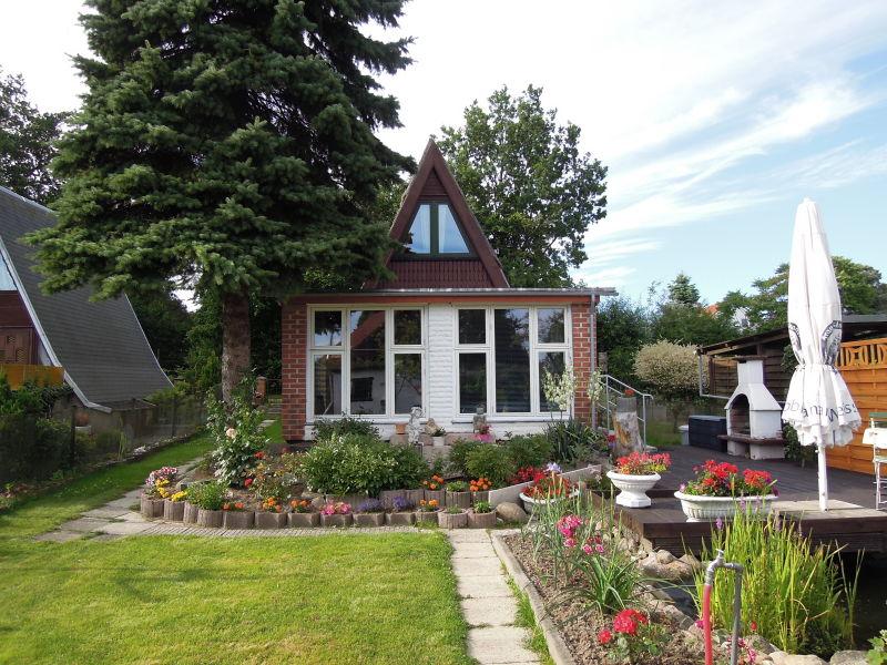 Ferienhaus Finnhütte Schnabel