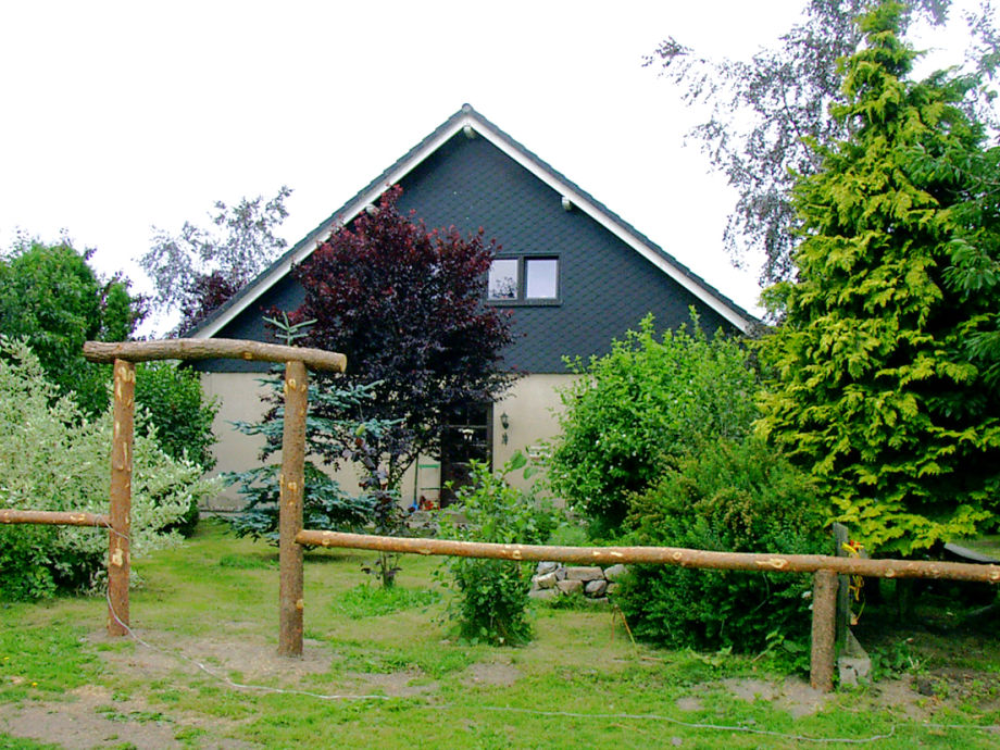 Ferienwohnung in Grünow