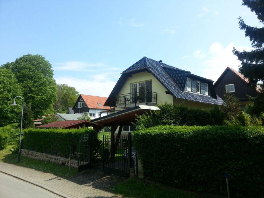 Ferienhaus in Göhren Lebbin OT Untergöhren