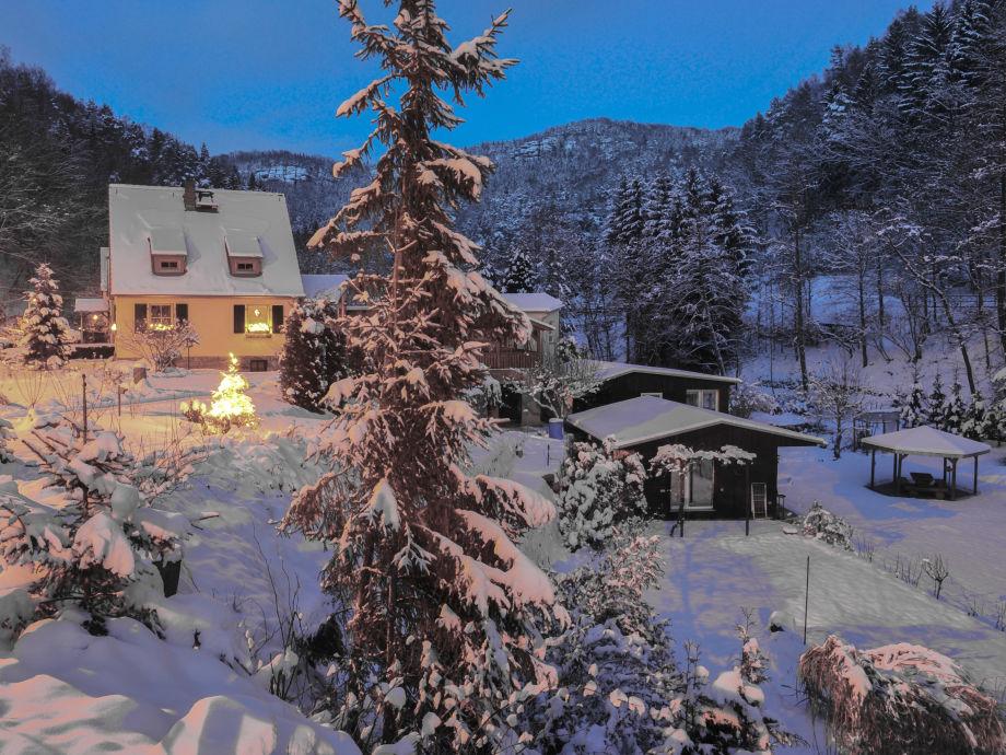 Winter bei der Fam. Eckert