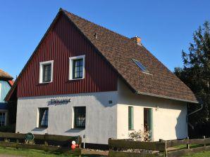 Ferienhaus Trollhus (Haus 7 Tannen)