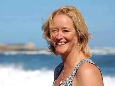 Your host Maite Billerbeck
