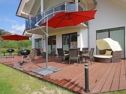 im Haus Hannah mit Terrasse