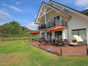 Ferienwohnung im Haus Hannah mit Balkon