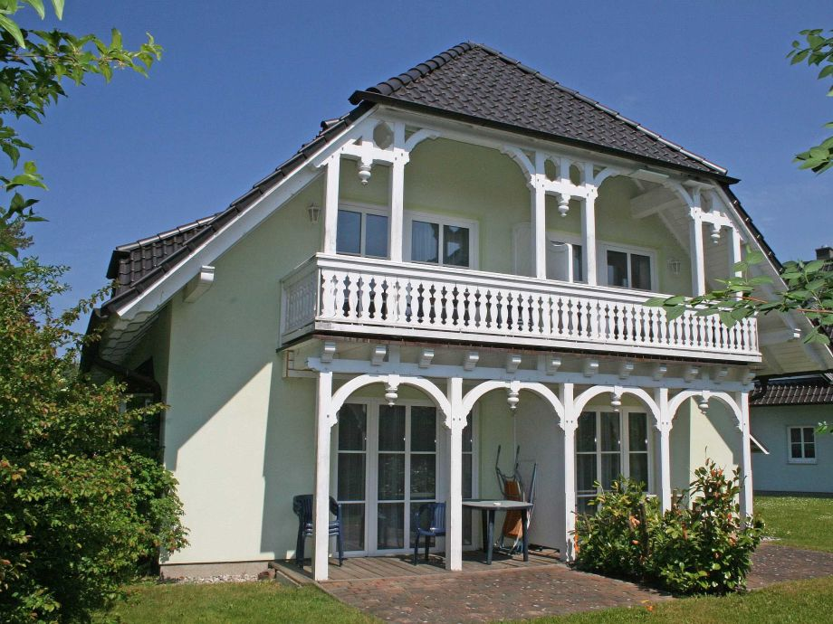 Außenaufnahme 3 im Haus Rügenwelle