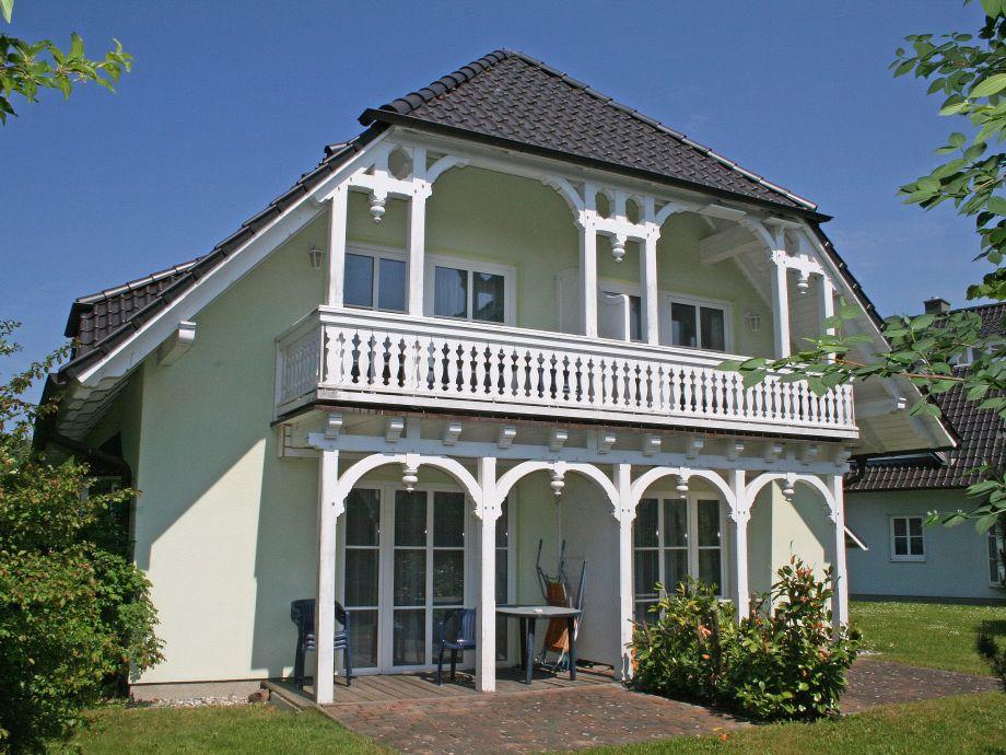 Außenaufnahme im Haus Rügenwelle