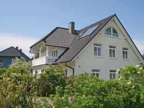 Ferienwohnung A.01 Haus Rügenwind mit Südbalkon