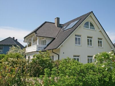 A.01 Haus Rügenwind mit Gartenbereich