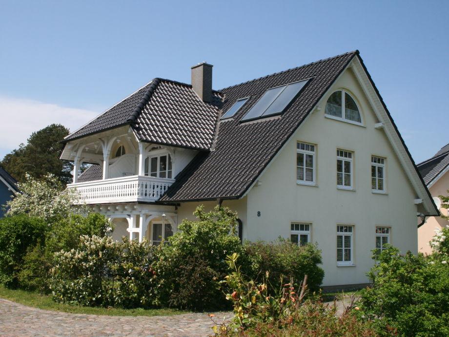 Außenaufnahme im Haus Rügenwind