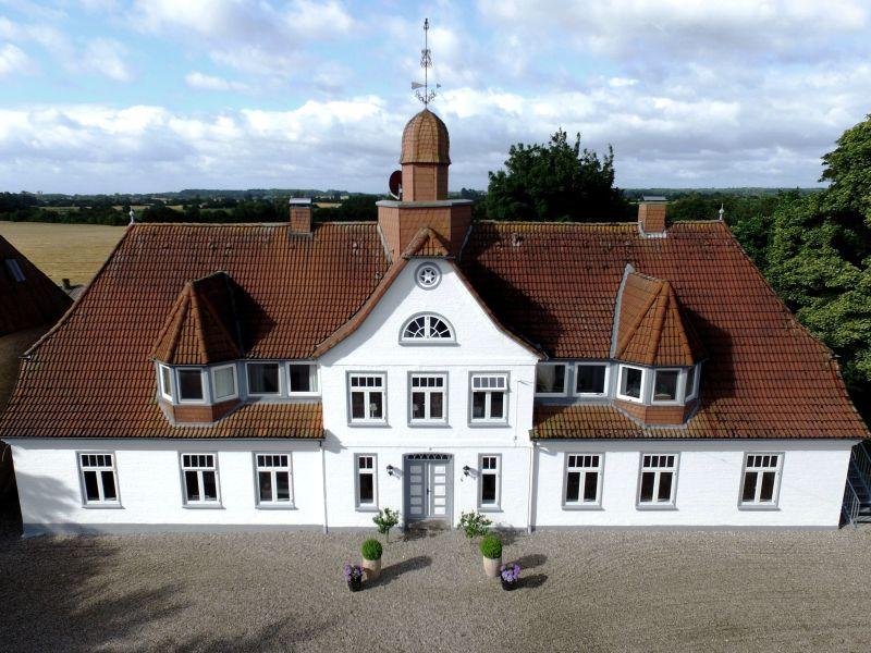 Schwanental auf dem Bauernhof Schwonendahl