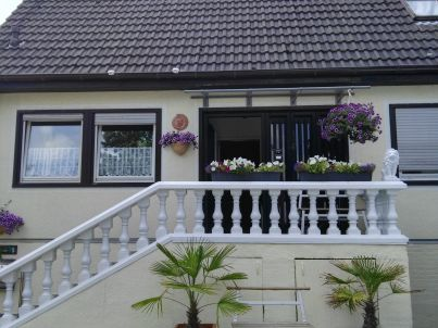 Large apartment in the southeast of Hamburg