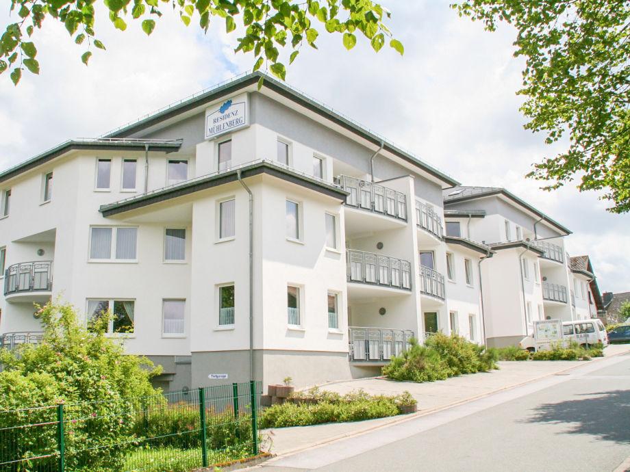 Außenansicht H&P Residenz Mühlenberg