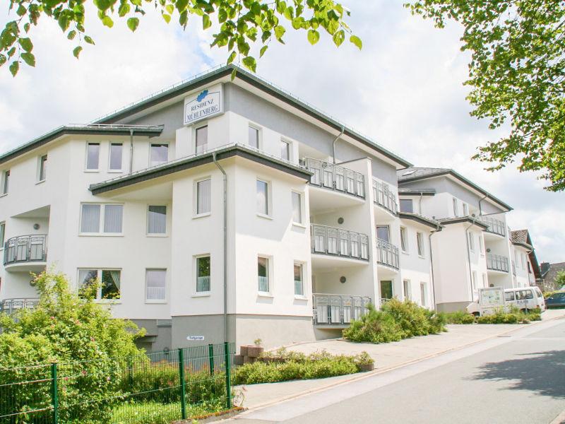 Ferienwohnung H&P Residenz Mühlenberg Typ E