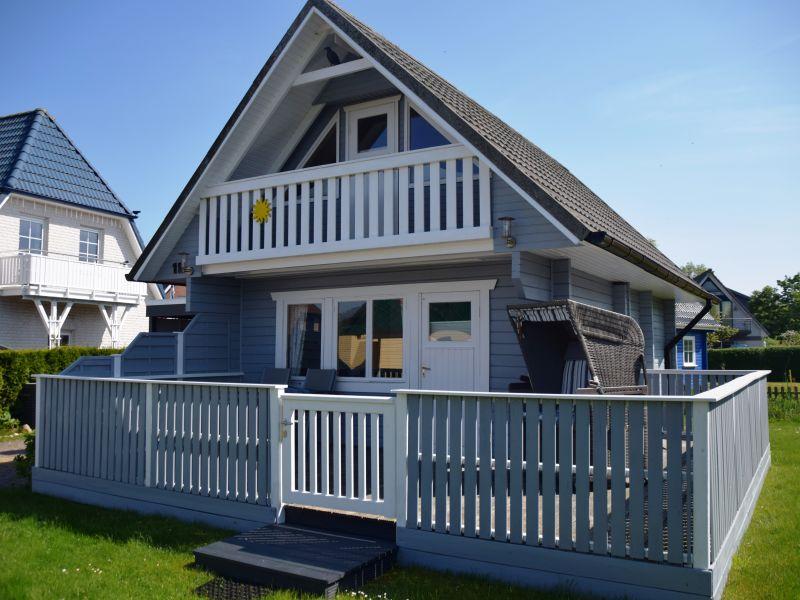 Ferienhaus Strandcottage an der Ostsee