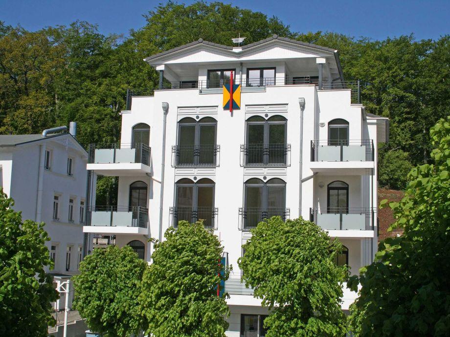 Außenaufnahme 4 in der Villa Lena