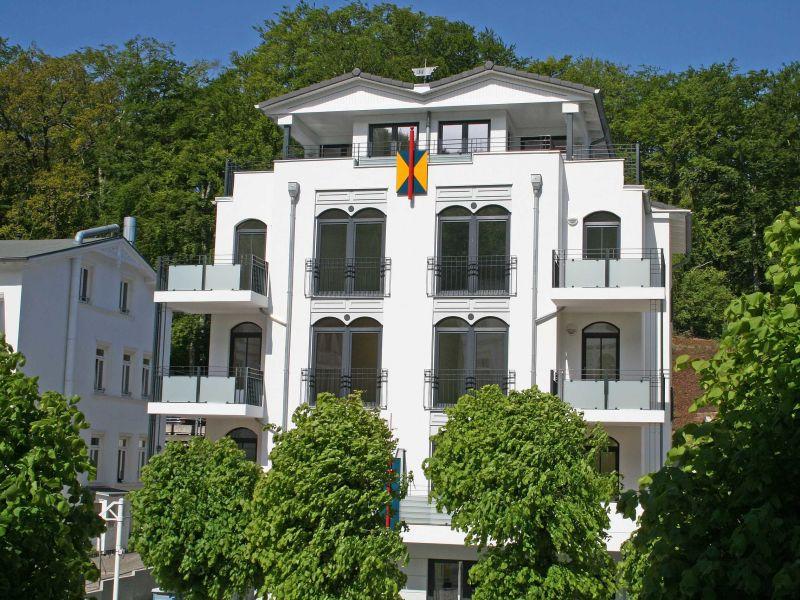Ferienwohnung 4 in der Villa Lena