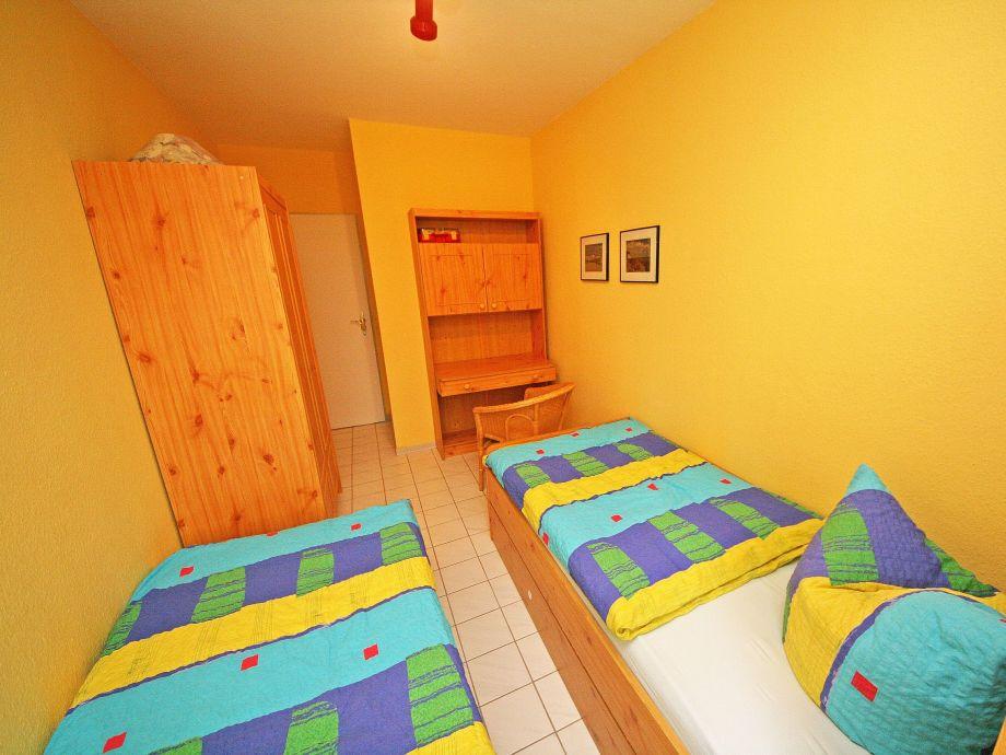 Schlafzimmer Mit Schreibtisch : Schlafzimmer mit zwei Einzelbetten ...
