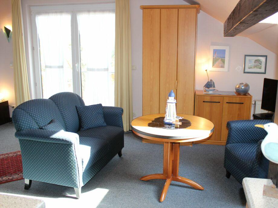 Ausstattung Seestern Haus Rügensonne