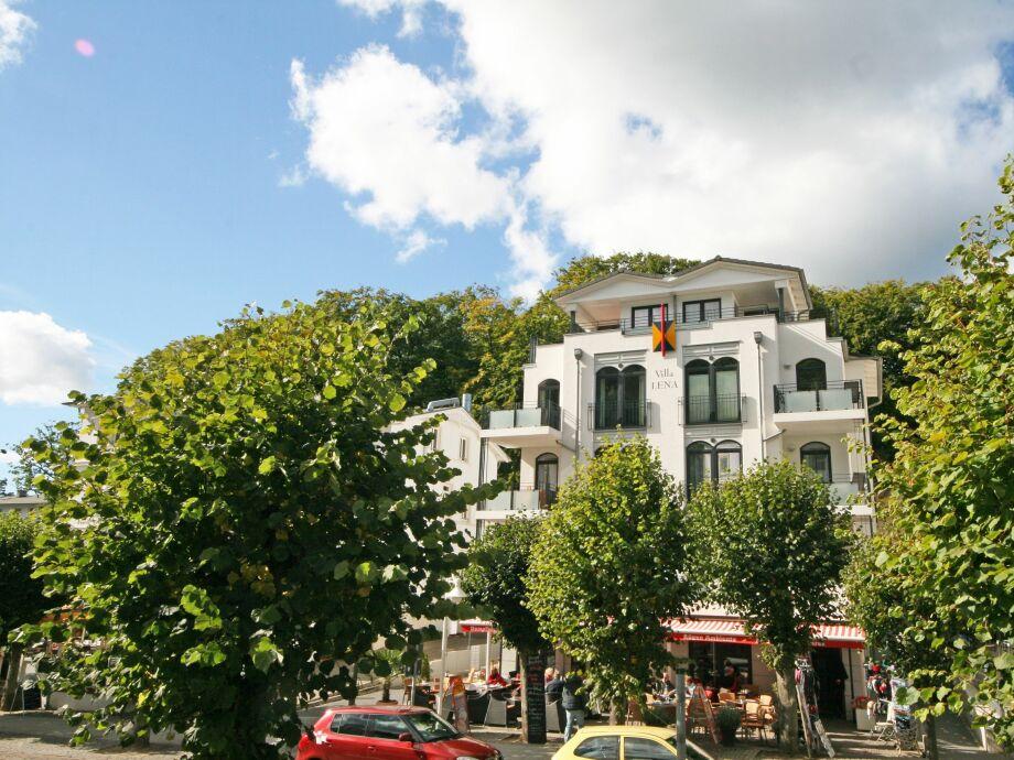 Außenaufnahme 9 in der Villa Lena