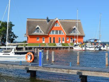 Ferienwohnung Austernfischer im Hafenhaus