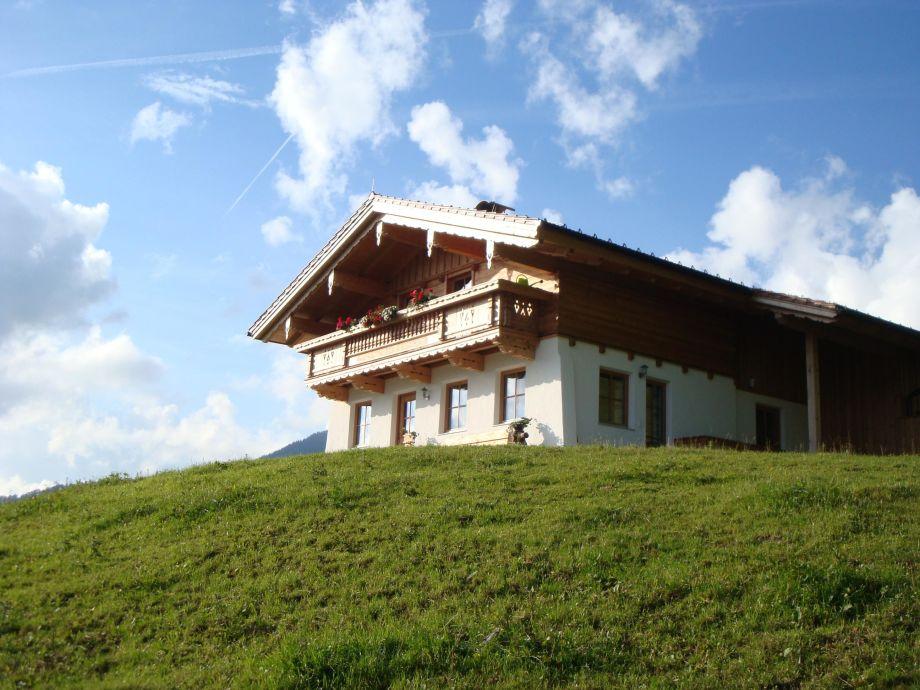 2012 neu erbaute komfortable Almhütte