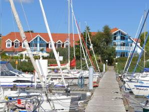 Ferienwohnung Strandnest am Yachthafen
