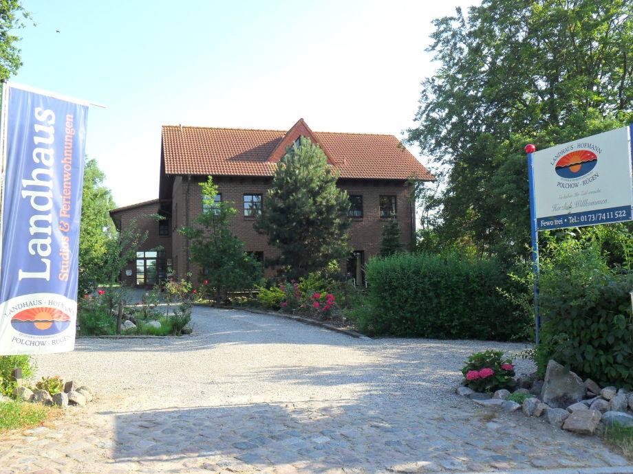 Landhaus Hofmann Dorfstr. 40 Polchow