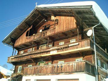 Berghütte Rabl-Hütte Skihütte