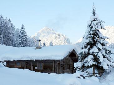 Berghütte Chiemgau Alm Skihütte