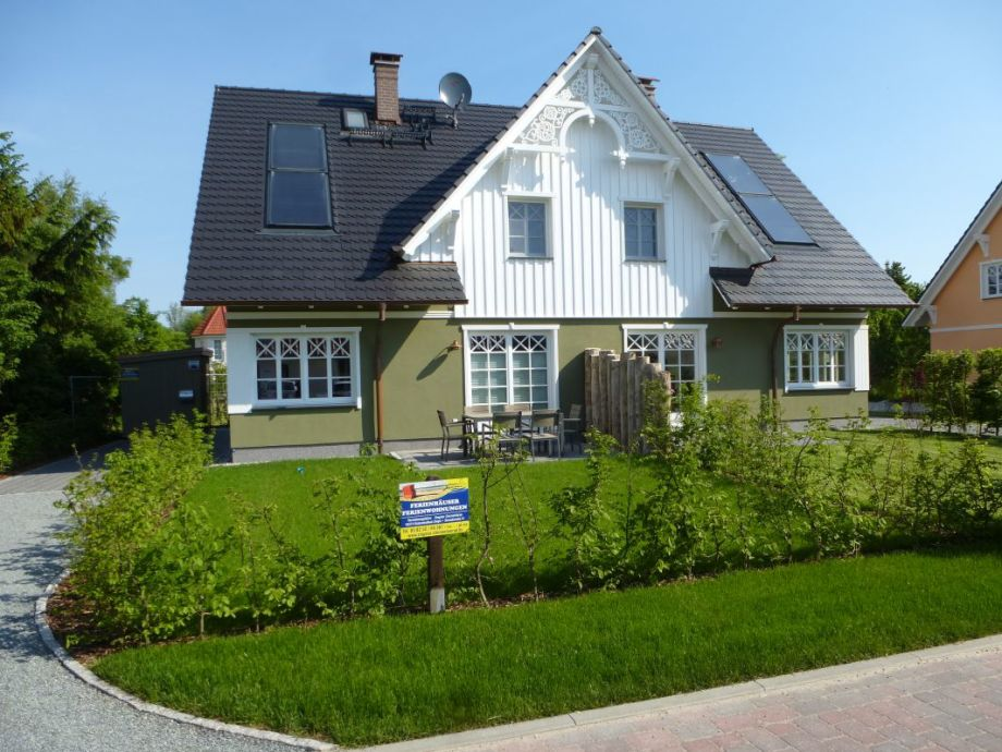 Außenaufnahme Lille Hus Lindenstr. 30 B
