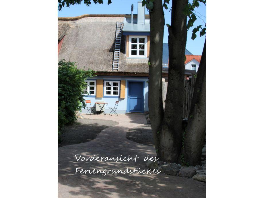 Außenaufnahme im Haus Marienlinde Hafenstr. 41 A