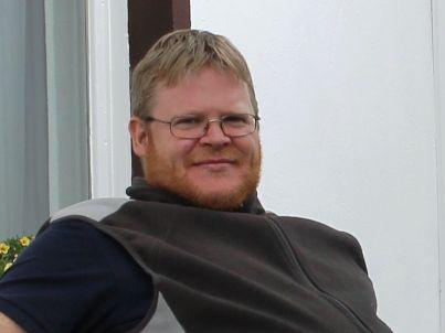 Ihr Gastgeber Thomas Kießler