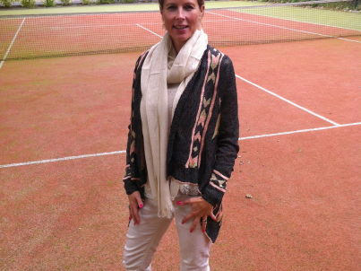 Ihr Gastgeber Francisca van Hoevell