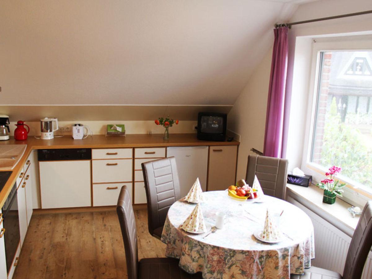 Ferienwohnung haus am wiesengrund grafschaft bentheim - Offene wohnkuche mit wohnzimmer ...