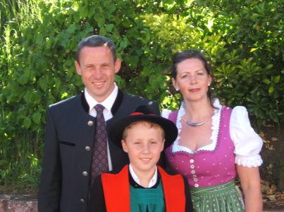 Ihr Gastgeber Andreas Kaufmann