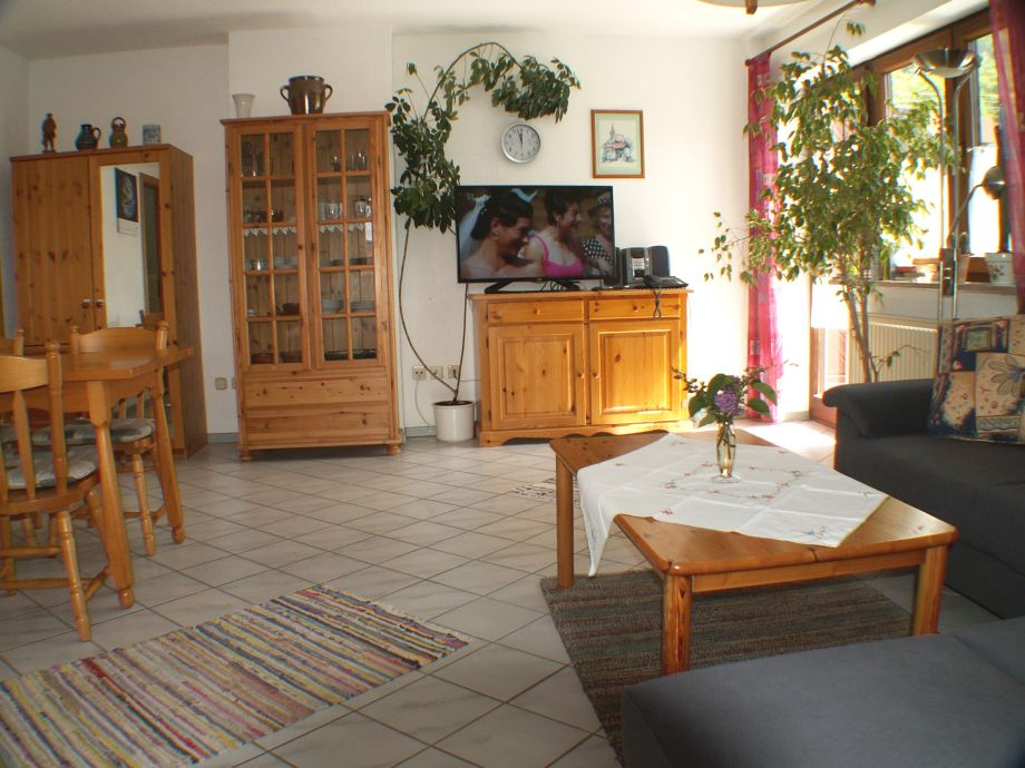 Wohnzimmer Ferienwohnung I