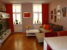 Apartment nahe Kunsthaus Wien
