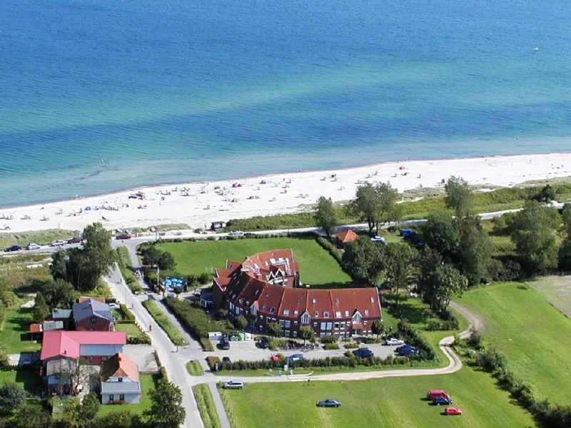 Ferienwohnung mit Meerblick und Schwimmbad