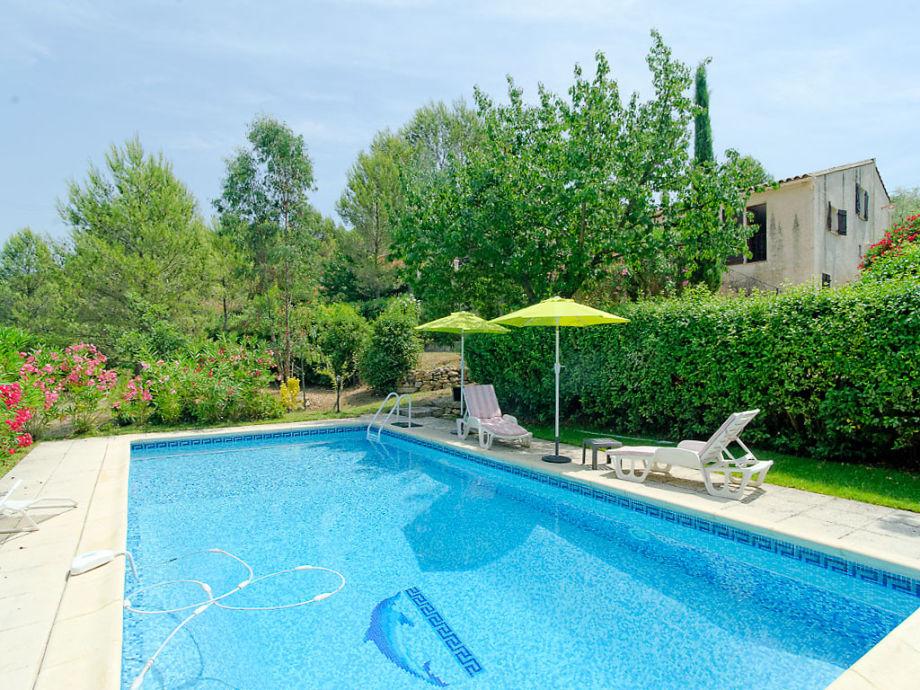 Ferienhaus mit Pool  bei Bandol