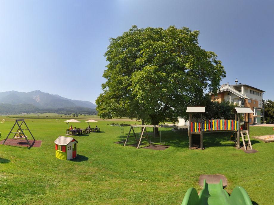Der riesengroße Garten - auf über 6000 m²
