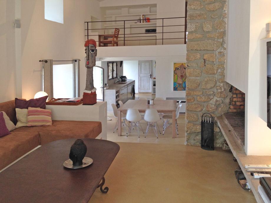 beautiful offene kuche esszimmer wohnzimmer contemporary - house, Deko ideen