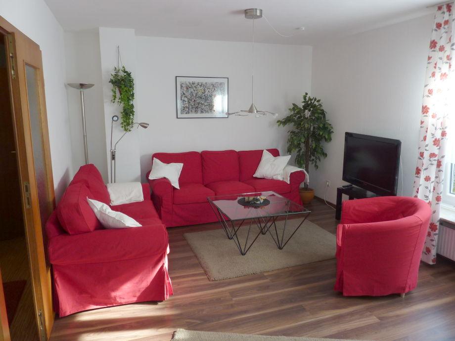 Wohnbereich untere Wohnung