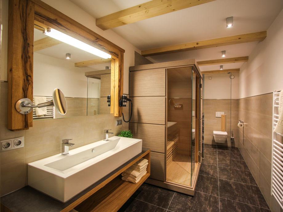 Luxus Badezimmer Weis Mit Sauna