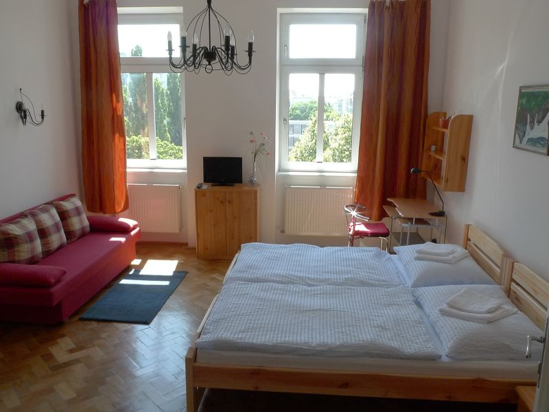 Holiday apartment nearby City