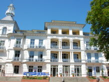 Apartment Seeschloß Heringsdorf
