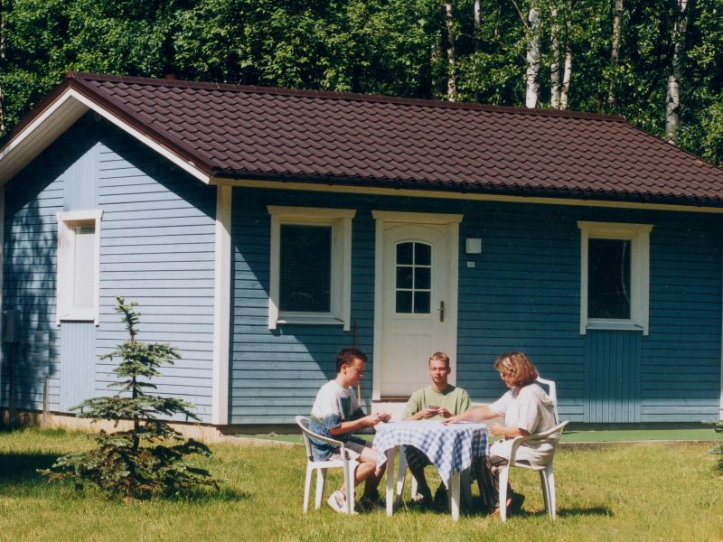Typ B | Ferienhausanlage Stausee Oberwald