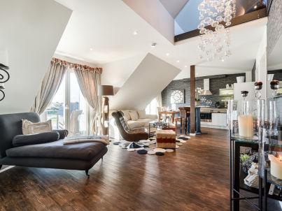 "Exklusive 3-Zi-Neubau-Ferienwohnung ""luxury Moments"""